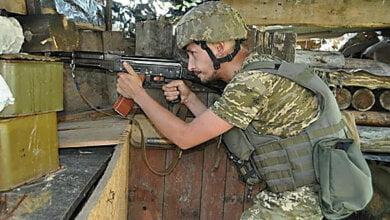 На Донбассе сутки бои шли почти по всей линии соприкосновения: уничтожено двое оккупантов | Корабелов.ИНФО