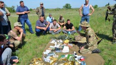 Більше ста миколаївців тренувалися у складі підрозділів територіальної оборони | Корабелов.ИНФО image 3