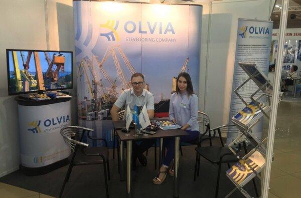 """Держпідприємство """"Стивідорна компанія """"Ольвія"""" бере участь у Міжнародній виставці «Інтер-Транспорт»   Корабелов.ИНФО image 1"""