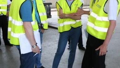 В рамках проекту концесії ДП «СК «Ольвія» з робочим візитом відвідали консультанти з технічних питань | Корабелов.ИНФО image 1