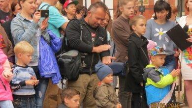 Photo of «На війні немає переможців!» — у Корабельному районі відзначили День Перемоги (ВІДЕО)