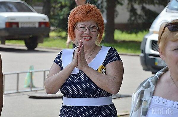 Лариса Веселовская