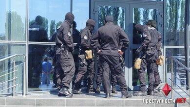 Глава Нацполиции об участии спецназа при обысках на «Ника-Тере»: «Была крайняя необходимость»   Корабелов.ИНФО