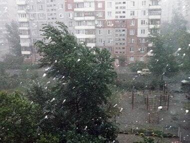 «Дожди, порывистый ветер, местами град»: На Николаевщине ожидается ухудшение погоды