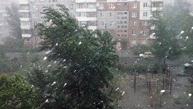 Photo of «Дожди, порывистый ветер, местами град»: На Николаевщине ожидается ухудшение погоды