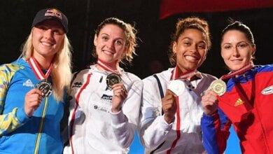 Ольга Харлан стала второй на этапе Кубка мира по фехтованию в Тунисе   Корабелов.ИНФО image 4