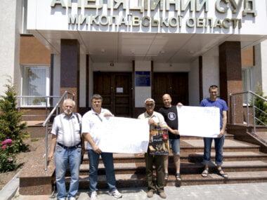 Апеляційний суд підтвердив незаконність відведення О. Вадатурському ділянки в лісі «Маяк». Сєнкевич з депутатами проти?