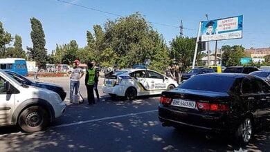 Photo of Подполковник полиции, сбивший женщину на пр. Богоявленском, согласно рапорта николаевских патрульных, был пьян