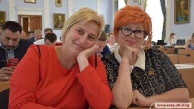 Photo of Депутаты из «ОппоБлока» Веселовская и Манзюк обиделись, что их не приглашают «перерезать ленточки» в Николаеве