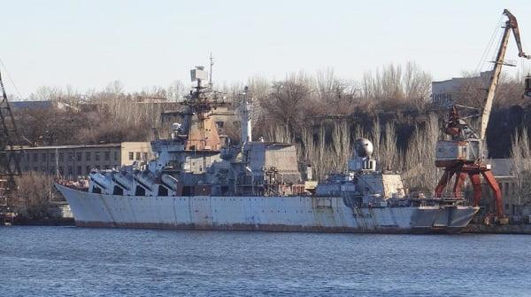 Кабмин готовит решение о демилитаризации крейсера «Украина», - директор Николаевского судостроительного завода