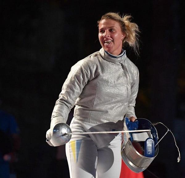 Ольга Харлан стала второй на этапе Кубка мира по фехтованию в Тунисе