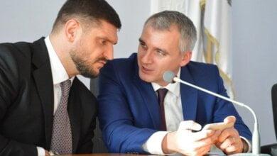 Савченко и Сенкевич