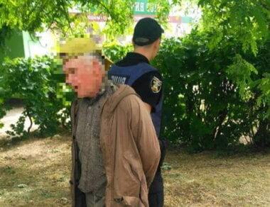 житель Корабельного района пошел в магазин с гранатами