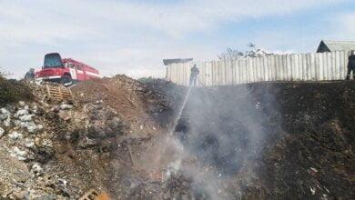 У Корабельному районі вогнеборці загасили пожежу сухої трави на площі 4 га | Корабелов.ИНФО image 1