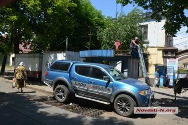 В Николаевской мэрии требовали взятку $5000 за размещение киоска, - предприниматели (видео)