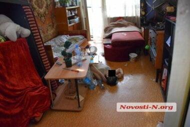 В квартире в Николаеве обнаружены трупы двух женщин (видео)