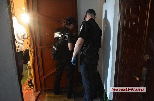 В николаевской квартире обнаружили труп хозяйки с проломленным черепом (Видео) | Корабелов.ИНФО