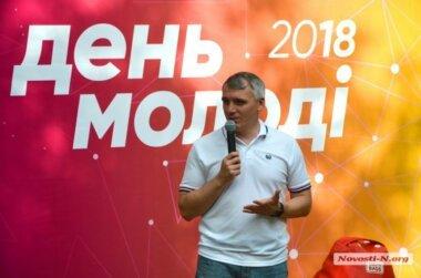 """""""Мне не удалось сделать ничего архивыдающегося"""", - признался николаевский мэр Сенкевич"""