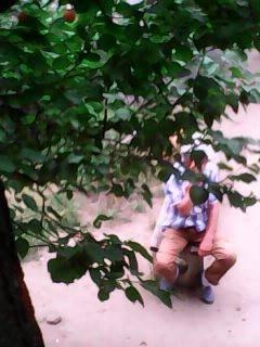 Прямо на детской площадке в Николаеве мужчина показывал детям свои гениталии