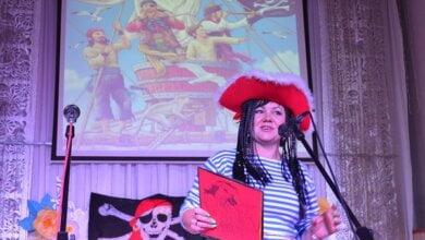 «Йо-хо-хо та пляшка мінералки!» - в дитячому таборі в Корабельному районі малеча шукала піратські скарби | Корабелов.ИНФО image 4