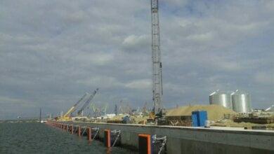 В Корабельном районе открыли новый зерновой терминал | Корабелов.ИНФО