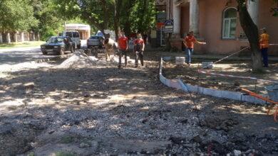 В Корабельном районе начали капитальный ремонт тротуарной части пр. Богоявленского | Корабелов.ИНФО