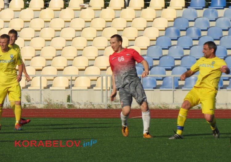 Чемпионат Николаева по футболу: две блестящие победы футболистов «Ольвии» над соперниками