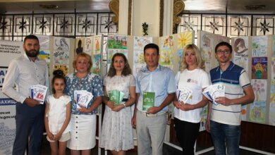 «Я маю право» - така виставка дитячих малюнків відбулася в Корабельному районі | Корабелов.ИНФО image 1