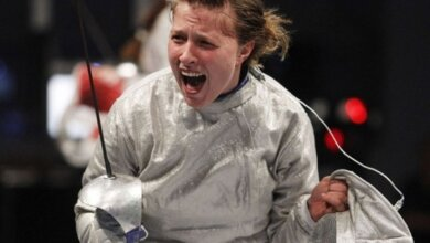 Николаевская саблистка Харлан вывела сборную Украины в финал чемпионата Европы по фехтованию | Корабелов.ИНФО