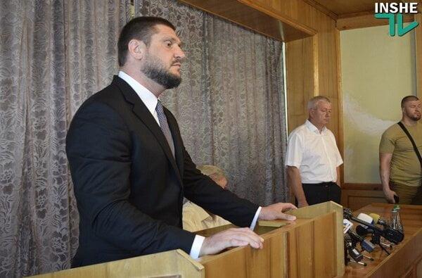 Савченко пообещал николаевским судостроителям погашение долгов по зарплате до конца года   Корабелов.ИНФО