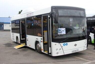 Мэрия хочет взять в лизинг 10 автобусов, чтобы обеспечить пассажироперевозки в Корабельный район и Матвеевку