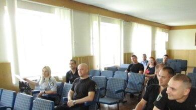 В Корабельном районе поздравили с профессиональным праздником участковых офицеров полиции   Корабелов.ИНФО
