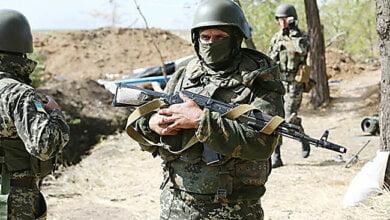 На Донбассе боевики обстреляли опорный пункт под Авдеевкой, ранен украинский военнослужащий | Корабелов.ИНФО