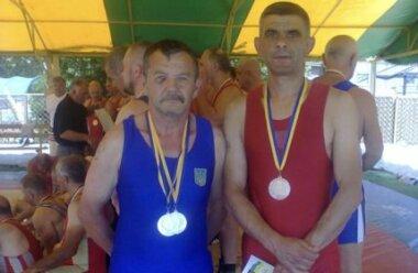 «Не стареют душой ветераны!» Работники НГЗ завоевали медали на чемпионате Украины по греко-римской и вольной борьбе