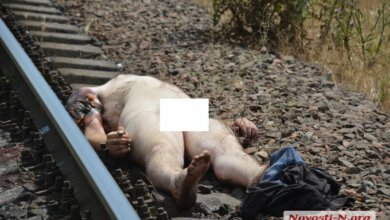 Самоубийца бросился под тепловоз в Николаеве - мужчине отрезало голову (18+) | Корабелов.ИНФО image 2
