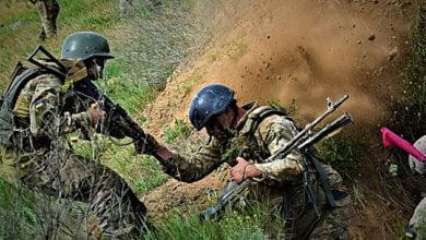 На Донбассе боевики обстреливали бойцов ООС на всех направлениях и применили запрещенное оружие   Корабелов.ИНФО
