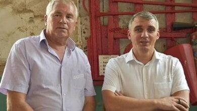 Владимир Евтушенко и Александр Сенкевич