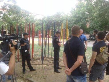 Активісти запобігли забудові зеленої зони дитячого містечка «Казка». Мерія Сєнкевича - на антинародній стороні?