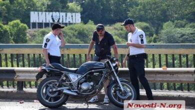 Из-за ям на Ингульском мосту в Николаеве пострадал мотоциклист | Корабелов.ИНФО image 6
