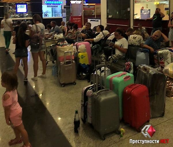 Photo of Николаевские туристы, застрявшие в грузинском аэропорту, успешно вернулись домой