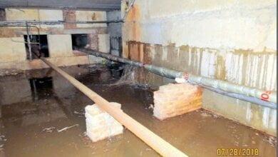 Photo of «Ещё пару таких ливней, и произойдет обрушение дома», — николаевец о состоянии «многоэтажки» по пр. Корабелов