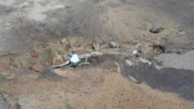 """""""Может дом провалиться в итоге!"""" - подвал многоэтажки по пр. Богоявленскому заполнен водой, а перед домом размывается яма   Корабелов.ИНФО image 3"""