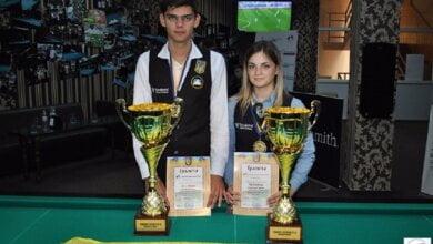 Photo of Бильярдистка из Николаева сенсационно стала чемпионкой Украины