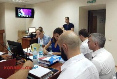 суд в Одессе по Сенкевичу