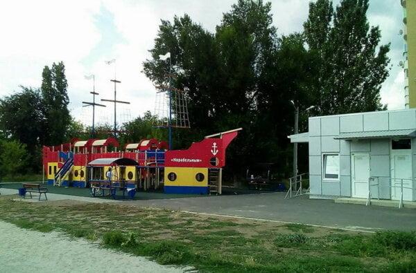 """""""Мы точно Европа?"""" - родители в Корабельном районе недовольны отсутствием туалета возле """"Линкора""""   Корабелов.ИНФО image 4"""