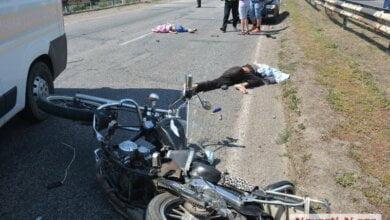 Под Херсоном «Шкода» сбила мотоцикл, ехавший со стороны Николаева, - погибли мотоциклист и его 10-летний сын | Корабелов.ИНФО image 2