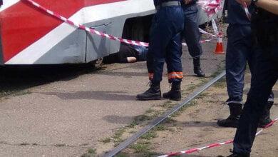 У Миколаєві трамвай на смерть переїхав пішохода   Корабелов.ИНФО