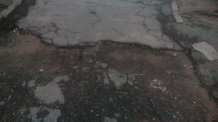внутриквартальный проезд перед домом № 2 по ул. Океановской