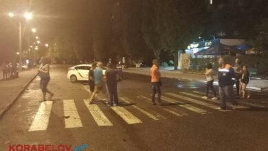 В четвертый раз за день: сразу две дороги поздно вечером перекрыли жители еще одного общежития в Корабельном районе | Корабелов.ИНФО