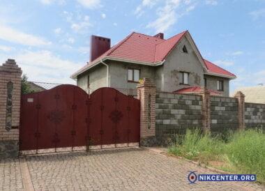 Дом судьи Татьяны Давченко